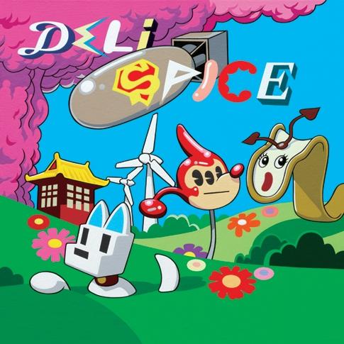델리스파이스 (Delispice) - 聯 (연) [EP] 미니 LP사이즈 버전 한정반