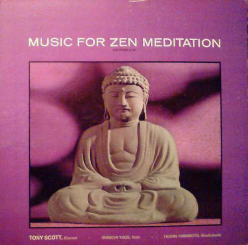 Tony Scott - Music For Zen Meditation [수입]
