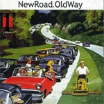 T-Square - New Road, Old Way