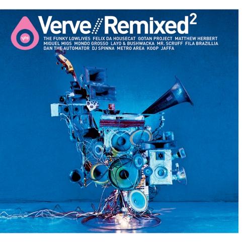 Dizzy Gillespie - Verve Remixed Vol. 2 [재발매]