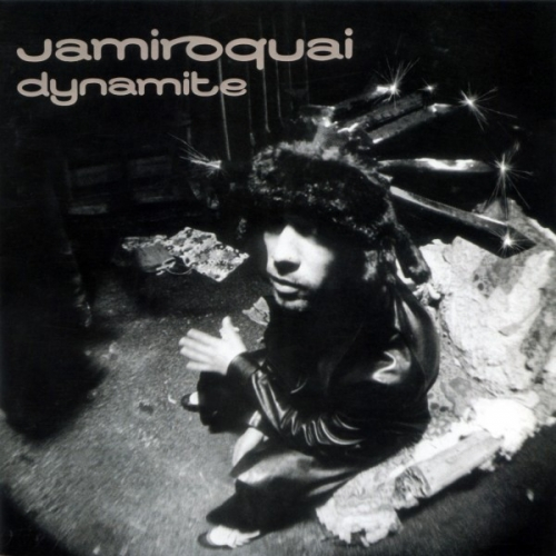 Jamiroquai - Dynamite [수입]