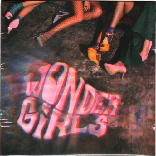 [나무등급] 원더걸스 (Wonder Girls)  500매 한정판 7인치 LP