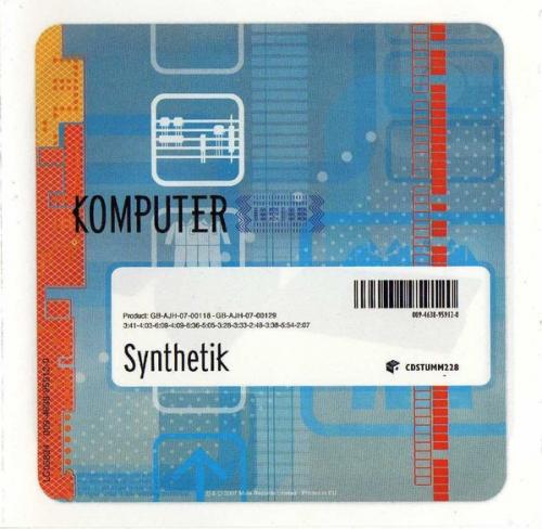 Komputer - Synthetik [수입]
