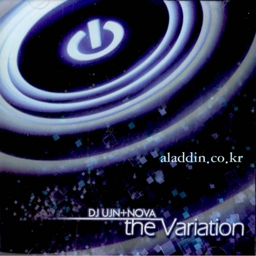 Dj Ujn+Nova (디제이유진+노바) - The Variation (겉비닐 손상)