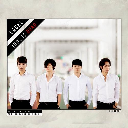 라벨(Label) - EP 2집 Idol Is Dead