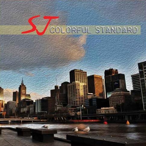 에스제이(SJ) - 2집 Colorful Standard