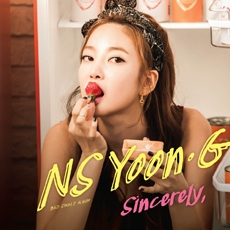 NS 윤지 - 싱글 3집 Sincerely