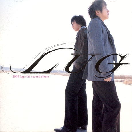LUG (루그) - 2008 LUG`S THE SECOND ALBUM [2집 싱글]