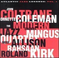 Atlantic Jazz Legends, Vol. 1 [수입]