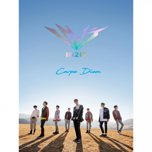 인투잇 (IN2IT) - Carpe Diem [A ver, B ver.]: Amazing <포스터>