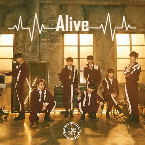 타겟 (Target) - 미니앨범 1집 : Alive : Awake <포스터>