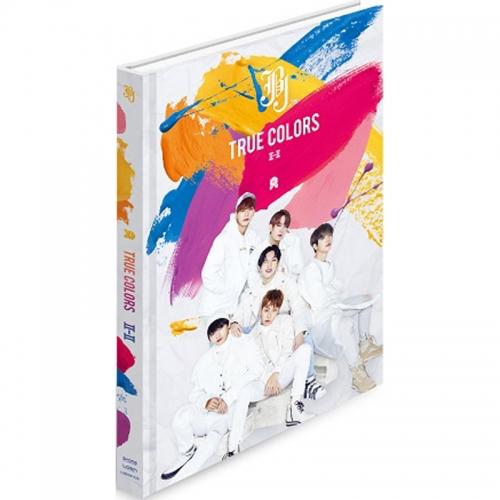 제이비제이 (JBJ) - 미니앨범 2집 : True Colors [Volume II - II] : 꽃이야