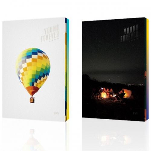 방탄소년단 (BTS) - 화양연화 Young Forever [2CD] [Day/Night 버전선택] 불타오르네
