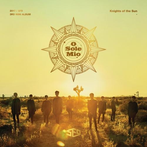 에스에프나인 (SF9) - 미니앨범 3집 : Knights of the Sun <포스터>