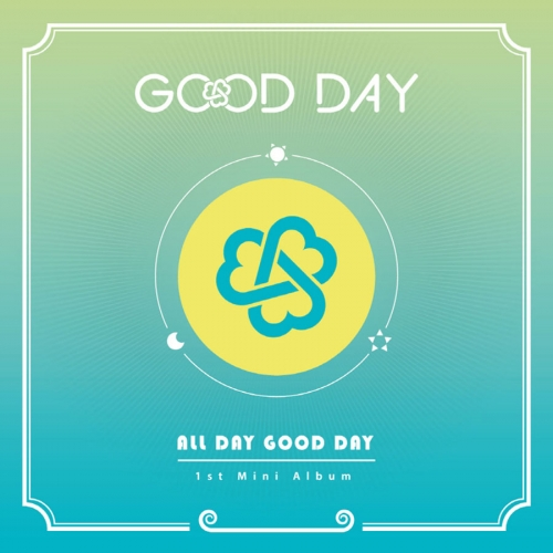 굿데이 (Good Day) - 미니앨범 1집 : All Day Good Day : Rolly