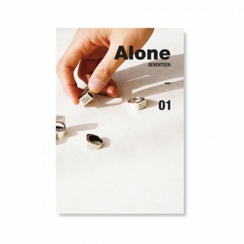 세븐틴 (Seventeen) - 미니 4집 Al1 [Ver.1 Alone]