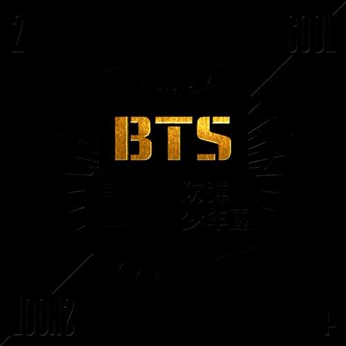 방탄소년단 (BTS) - 싱글앨범 2 Cool 4 Skool No More Dream