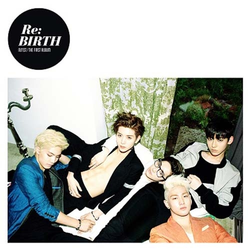 뉴이스트 (NU'EST) 1집 - Re:BIRTH <포스터>