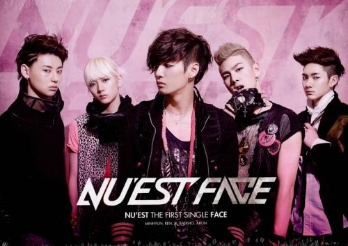 뉴이스트 (NU'EST) - 싱글 1집 FACE