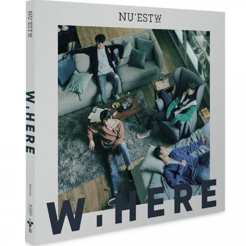 뉴이스트 W (NU`EST W) - W, HERE [STILL LIFE Ver./ PORTRAIT Ver.]