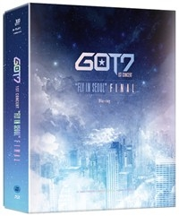 "갓세븐 (GOT7) - GOT7 1st Concert ""Fly In Seoul"" Final (2disc) [블루레이]"