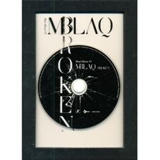 엠블랙 (MBLAQ) - 6th 미니앨범 : Broken