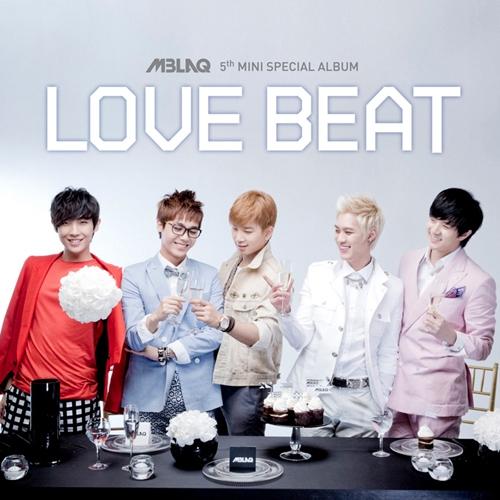 엠블랙 (MBLAQ) - 스페셜앨범 : Love Beat (러브 비트)