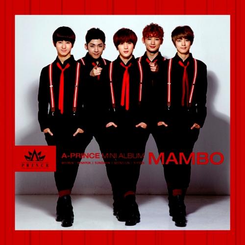 에이프린스 (A-Prince) - 미니 2집 앨범 : Mambo