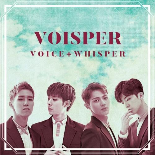 보이스퍼 (Voisper) - 미니앨범 : Voice + Whisper