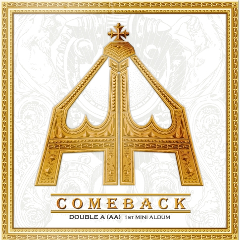 더블에이 (AA) - 1st 미니앨범 : Come Back