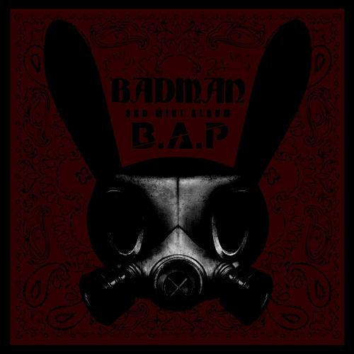 B.A.P (비에이피) - 미니 3집 앨범 : Badman
