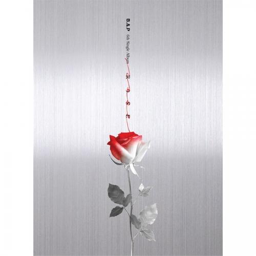 B.A.P (비에이피) - 싱글 6집 Rose [A 버전] <포스터>