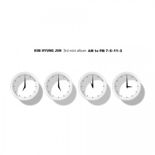김형준 - 미니앨범 AM to PM 7-5-11-3 [2CD][Repackage]