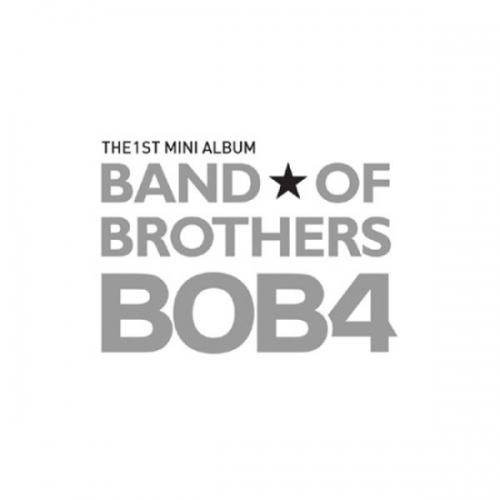 BOB4 (비오비포) - 미니 1집 Youaholic