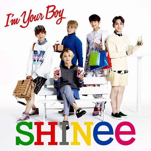 샤이니 (SHINee) - 일본 정규 3집 I'm Your Boy [통상반]