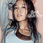 BoA (보아) - Quincy [Single] (케이스 손상)