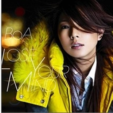 BoA (보아) - Lose Your Mind [CD+DVD Single]