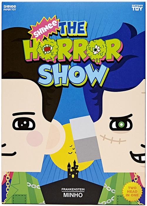샤이니 페이퍼 토이「SHINee The Horror SHOW」[민호 Ver.] [Goods]