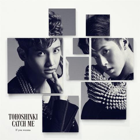 동방신기 (Tohoshinki) - 일본 싱글 Catch Me -If You Wanna- [통상반]