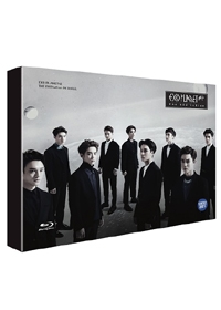 엑소 (EXO) - EXO PLANET #2 콘서트 The Exo'luXion In Seoul [Blu-ray Disc]