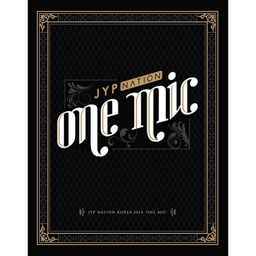 JYP Nation Korea 2014 'One Mic' [180p 포토북]