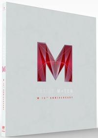 M(이민우) - 스페셜 다큐멘터리 INSIDE M+TEN (2disc+100p 메이킹 포토북) [DVD]