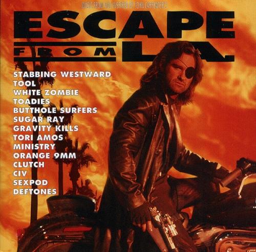 Escape From L.A. (LA 탈출) OST