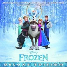 Frozen (애니메이션 겨울왕국 O.S.T.) [2CD 디럭스 에디션]
