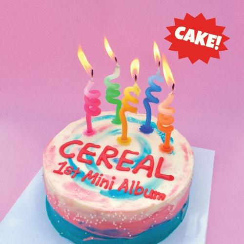 씨리얼 (Cereal) - 미니 1집 Cake