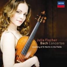 Bach - Concertos, Julia Fischer (율리아 피셔 : 바흐 바이올린 협주곡집)