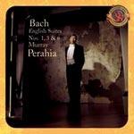 Bach - English Suites Nos. 1, 3 & 6, Murray Perahia