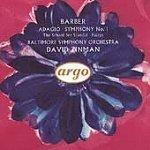 Barber - Adagio for String, Symphony No.1 (바버 : 아다지오, 교향곡 1번) [수입]