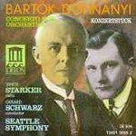 Bartok - Concerto for Orchestra & Dohnanyi - Konzertstuck (바르톡 : 관현악을 협주곡 & 도흐나니 : 협주적조곡) [수입]
