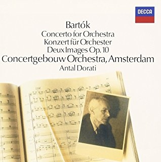 Bartok - Concerto for Orchestra / Music for Strings, Percussion, and Celesta, Ivan Fischer